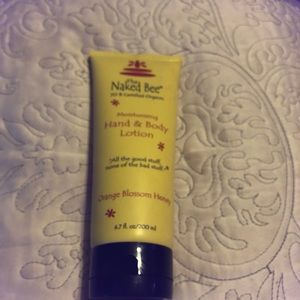 Other - Naked Bee Mosturizing Lotion